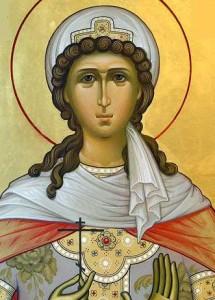 Варвара икона